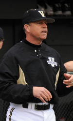 Vanderbilt Head Coach Tim Corbin
