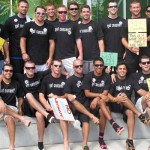 South Florida Baseball Players Walk For Good Cause