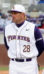ECU Head Coach Billy Godwin