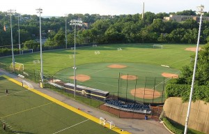 The Current Trees Field Where Pitt Baseball Plays Home Games