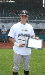 Horizon League Tournament MVP Kory Twede