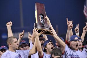 Fresno State Won The 2008 CWS