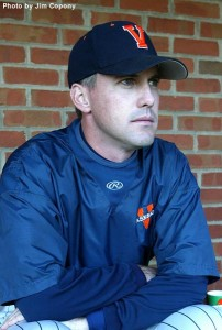 UVA Head Coach Brian O'Connor