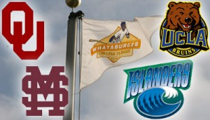 Field/Schedule Set For 2010 Whataburger College Classic