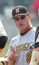 Missouri Head Coach Tim Jamieson