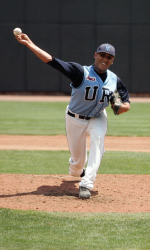 Eric Smith is the first URI player to ever be taken in an MLB draft.