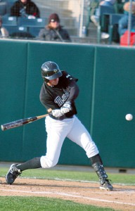 Adam Buschini's .422 average led the Big West in '09.