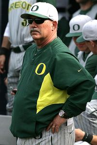 Oregon Head Coach George Horton