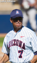 UA Head Coach Andy Lopez