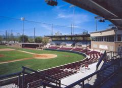 Santa Clara's Stephen Schott Stadium
