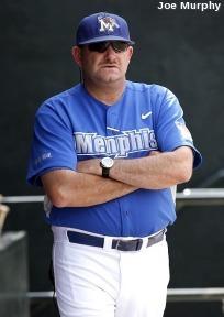 Memphis Head Coach Daron Schoenrock
