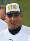 ETSU Head Coach Tony Skole