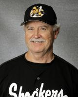 Wichita State head coach Gene Stephenson