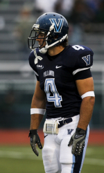 Szczur Carries Villanova To FCS Football Championship
