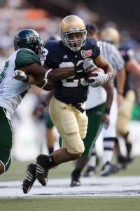 2009 Biletnikoff Award Winner Golden Tate