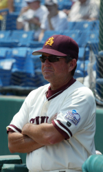 Arizona State Names Tim Esmay Interim Baseball Coach