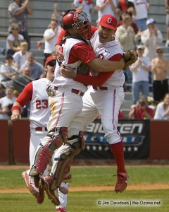 Top College Baseball Moments Of 2009  #12