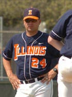 Illinois Head Coach Dan Hartleb