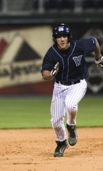 Szczur led Villanova with a .346 batting average in 2009 as a redshirt freshman.