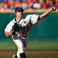 Virginia's Hultzen Invited To USA Baseball Trials