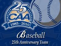 CAA Baseball Silver Anniversary Team