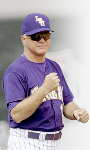 LSU Gets Mainieri 1,000th Career Win