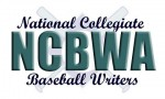 NCBWA College Baseball Poll-March 1