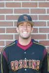 Erskine's Fogle Breaks DII Baseball Records