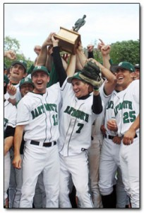 Dartmouth Wins Ivy League Baseball Title