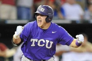 TCU's Curry Brings Drama To CWS