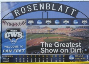 Friday Fan Fest Kicks Off CWS Activities