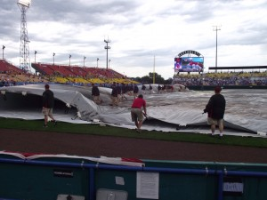 College World Series Day Two Blog