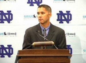 Aoki Is New Notre Dame Baseball Coach