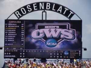 Gamecocks Provide Fitting End To Rosenblatt