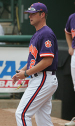 Clemson Adds LeCroy To Baseball Staff