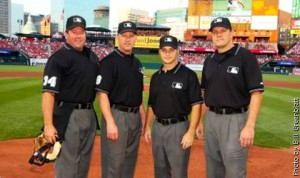 Eastern Kentucky Baseball Alum To Ump World Series