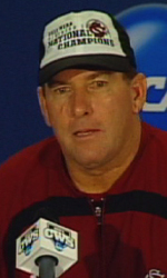South Carolina's Ray Tanner Gets Contract Extension