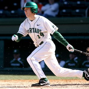 Eckerle's Hot Bat Helps Michigan State To Hot Start