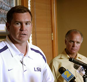 David Grewe Resigns At LSU