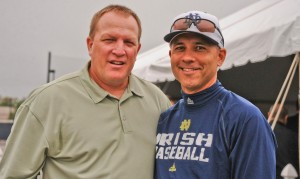 Pat Murphy Honored At Notre Dame