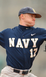 Navy's Wes Olson