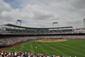 College World Series Day-1 Notebook