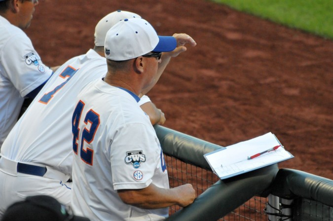 College World Series Day 1 Photos