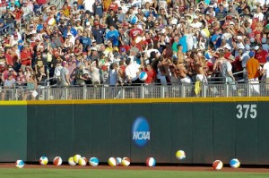 2011 College World Series Photos