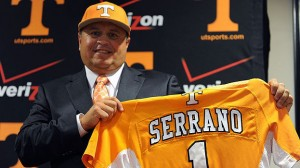 Serrano Named Baseball Coach At Tennessee