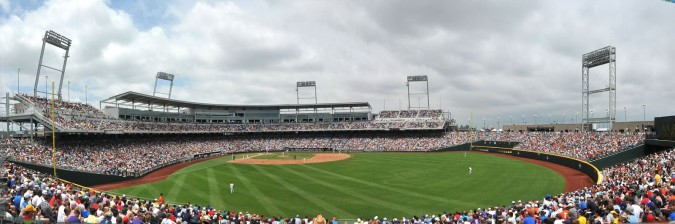 Rosenblatt Lovers' Review of TD Ameritrade Park