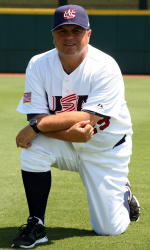 USA Baseball Names Serrano To Head 2012 Collegiate National Team