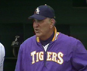 Bertman Inducted Into LSU Hall of Fame