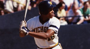 Michigan Alum Larkin To Baseball HOF