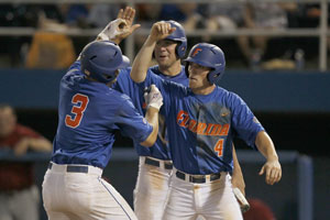 Sunday's College Baseball Top-50 Scoreboard & Wrapup